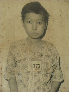 Photo of a girl at S-21