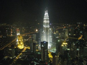 Views from the KL Tower