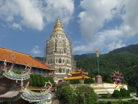 Kek Lok Si temple!