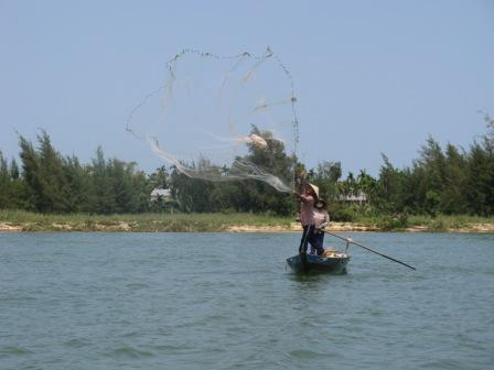 Hoi An Fisherman