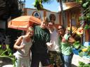 Hanging out in Arraial A'juda