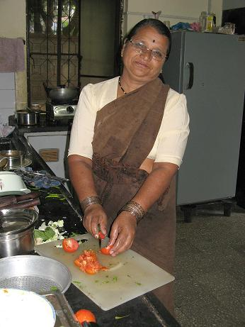 Kamal in the Kitchen
