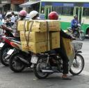 Saigon motorbikes
