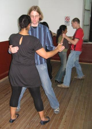 getting the hang of tango?