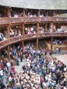 Atmosphere at the Globe