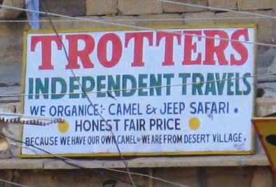 Only Fools and Horses lives in India