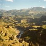 Colca Caynon, Peru