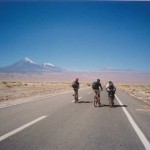 cycling in the Atacama desert