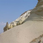 Cappadocia hillsides