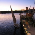 Aswan sunsets
