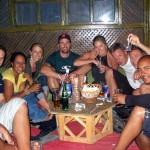 Kiwi crew in Dahab