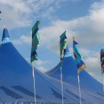 big tent at isle of wight festival